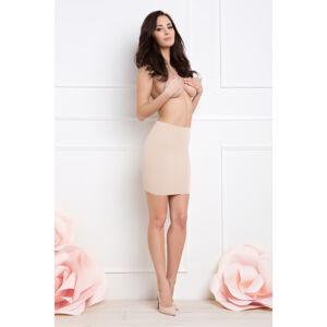 Stahovací sukně 220 béžová - Julimex béžová L