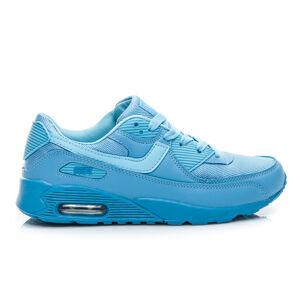 Stylové a pohodlné dámské tenisky - modré 36