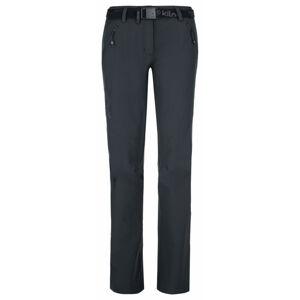Dámské outdoorové kalhoty Wanaka-w černá - Kilpi 36