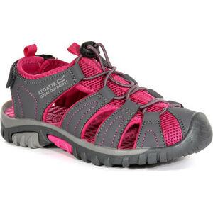 Dětské sandály REGATTA RKF600 Westshore Jnr Růžové 33